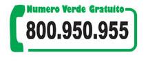 numero verde gratuito assistenza Drago 800.950.955